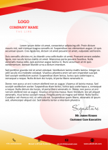 Thumbnail of Letterhead 01 Template